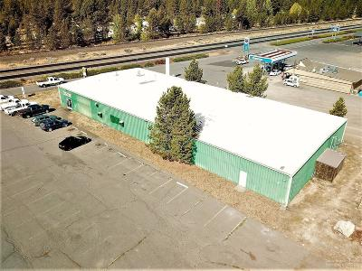 La Pine, Crescent, Gilchrist Commercial For Sale: 52510 Highway 97