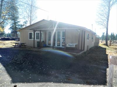 La Pine OR Single Family Home For Sale: $154,900