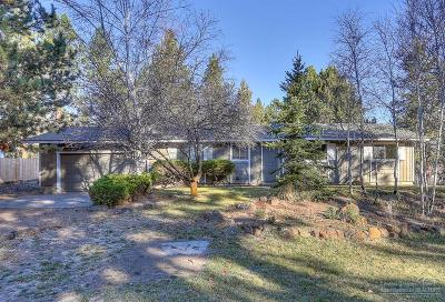Bend Single Family Home For Sale: 60872 Jasmine Place