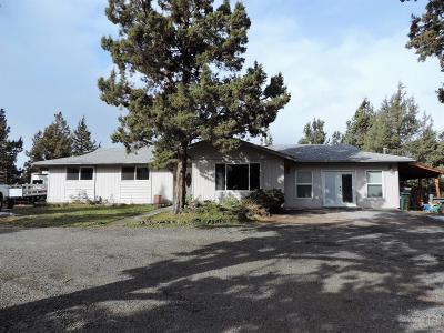 Bend Single Family Home For Sale: 20596 Lynn Way