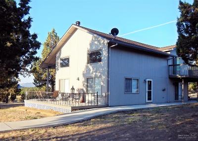 Prineville Single Family Home For Sale: 10111 Southeast Prairie Schooner Road