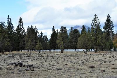 Sisters Residential Lots & Land For Sale: 16055 Foothill Lane