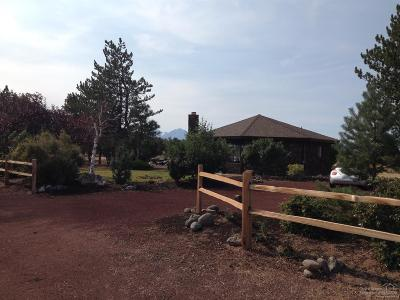 Bend Single Family Home For Sale: 18030 Plainview Road