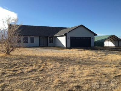 Christmas Valley Single Family Home For Sale: 86286 Rose Lane