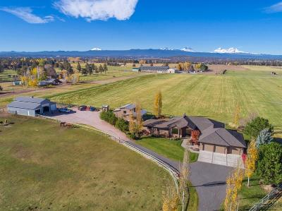 Bend Single Family Home For Sale: 64943 Old Bend Redmond Highway