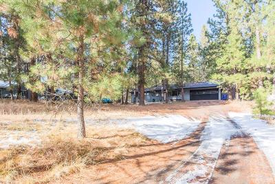 Bend Single Family Home Contingent Bumpable: 19102 Baker Road