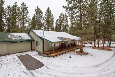 La Pine Single Family Home For Sale: 50831 Doe Loop