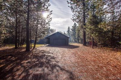 La Pine Single Family Home For Sale: 15861 Sunrise Boulevard