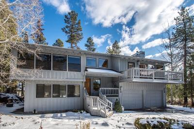 Sunriver Single Family Home For Sale: 18133 Belknap Lane