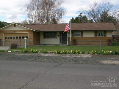 Prineville Single Family Home For Sale: 257 Northeast Orchard Lane