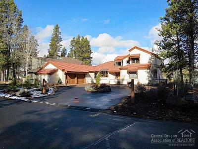 Sunriver Single Family Home For Sale: 17966 Hickory Lane #8