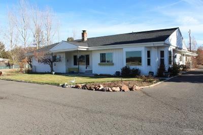 Prineville Single Family Home For Sale: 7300 Northeast Ochoco Highway