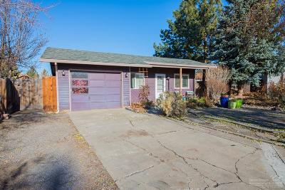 Bend OR Single Family Home For Sale: $285,000