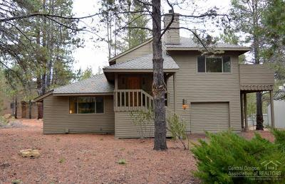 Sunriver Single Family Home For Sale: 18008 Sandhill Lane #2