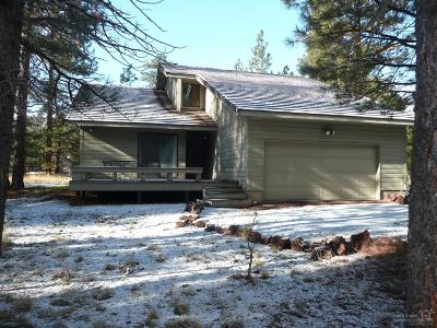 Sisters Single Family Home For Sale: 14819 Crupper