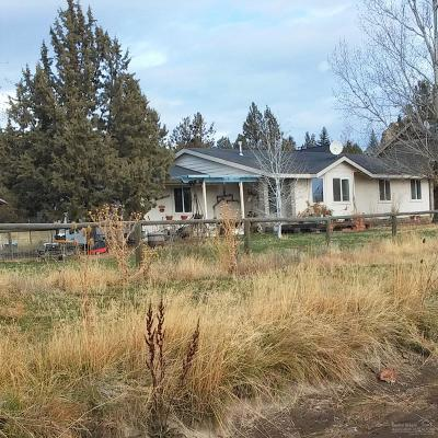 Prineville Single Family Home For Sale: 11160 Northwest Irvine Avenue