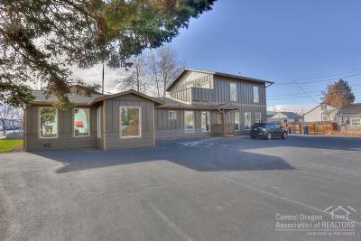Redmond Commercial For Sale: 735 Southwest 9th Street