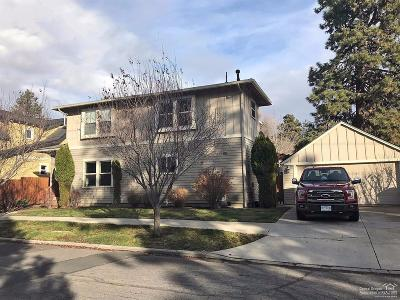Bend Single Family Home For Sale: 936 Southwest Hill Street