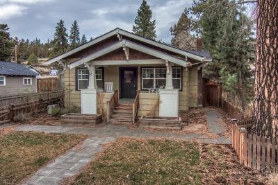 Bend Single Family Home For Sale: 1422 Northwest Newport Avenue