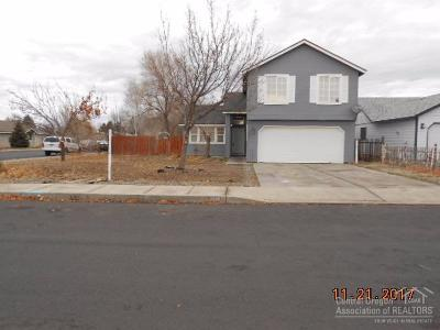 Redmond OR Single Family Home For Sale: $269,999