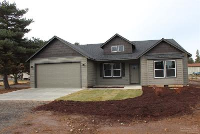 Single Family Home For Sale: 19225 Shoshone Road