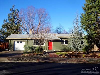 Bend Single Family Home For Sale: 2523 Northeast Harvey Lane