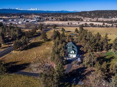 Bend Single Family Home For Sale: 21460 Morrill Road