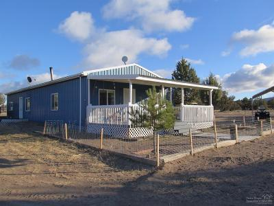 Prineville Single Family Home For Sale: 800 Southwest Reservoir Road