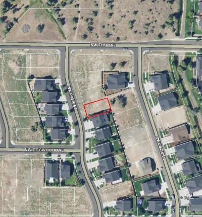 Redmond Residential Lots & Land For Sale: 444 Northwest 29th Street