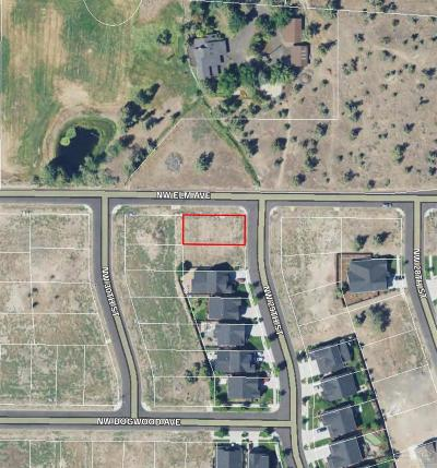 Redmond Residential Lots & Land For Sale: Northwest 29th Street
