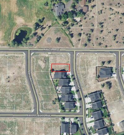 Redmond Residential Lots & Land For Sale: 489 Northwest 29th Street