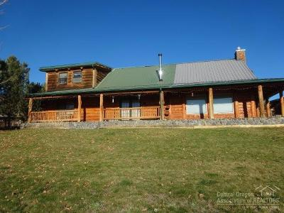 Prineville Single Family Home For Sale: 11616 Northwest King Avenue