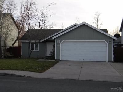 Redmond Single Family Home For Sale: 3146 Southwest Metolius Place
