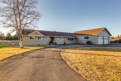 Bend Single Family Home For Sale: 63235 Anika Lane