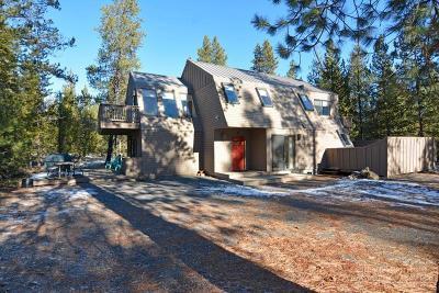 Sunriver Single Family Home For Sale: 18066 East Butte Lane