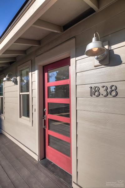Bend Single Family Home For Sale: 1838 Northeast Monterey Avenue