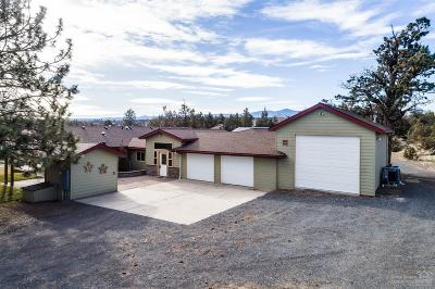 Bend Single Family Home For Sale: 18550 Couch Market Road