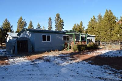 La Pine Mobile/Manufactured For Sale: 12641 Larchwood Drive