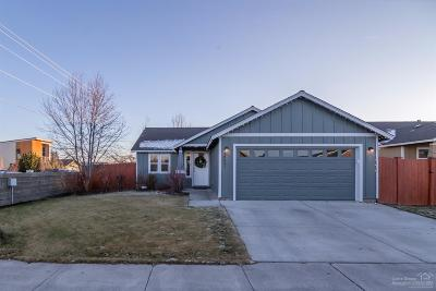 Bend Single Family Home For Sale: 20097 Mount Faith Place