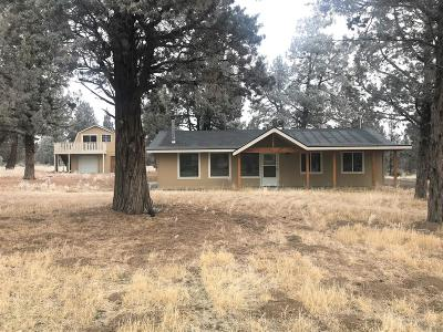 Bend Single Family Home For Sale: 67166 Harrington Loop Road