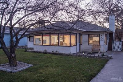 Prineville Single Family Home For Sale: 505 South Main Street