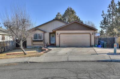 Bend Single Family Home For Sale: 1638 Northeast Heavenly Drive