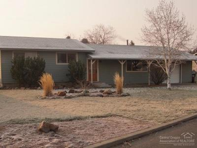 Prineville Single Family Home For Sale: 310 Southwest 4th Street
