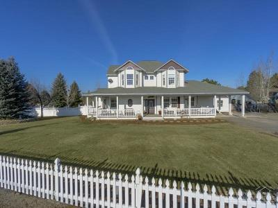 Bend Single Family Home For Sale: 61210 Mount Vista Drive