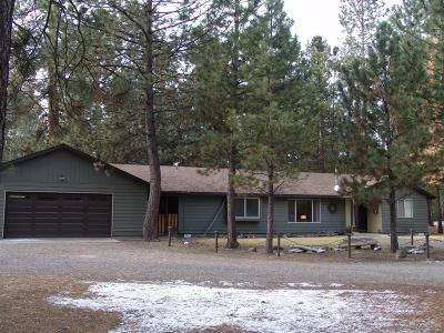 La Pine Single Family Home For Sale: 52159 Foxtail Road