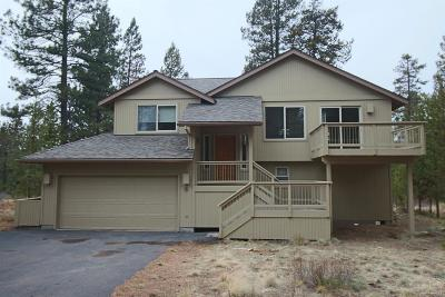 Sunriver Single Family Home For Sale: 57631 Hart Mountain Lane