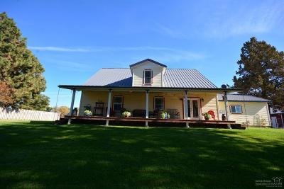 Prineville Single Family Home For Sale: 312 Northeast Barnes Butte Road