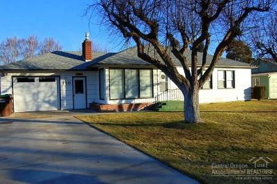 Prineville Single Family Home For Sale: 710 Southeast Fairview Street