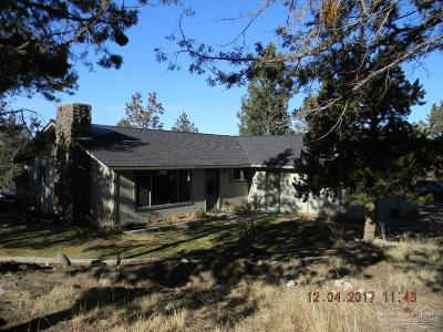 Bend Single Family Home For Sale: 64485 Quail Drive
