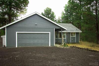 La Pine Single Family Home For Sale: 53156 Day Road